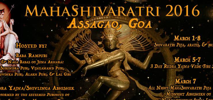 Mahashivaratri 2016