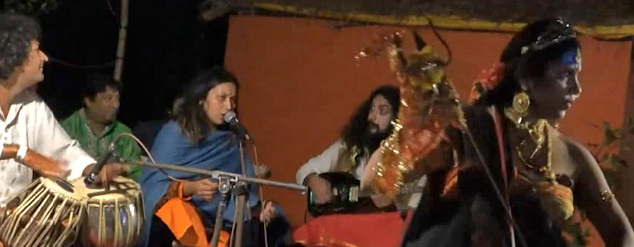 Shiva Tandav Stotram live performance Mahashivaratri 2019