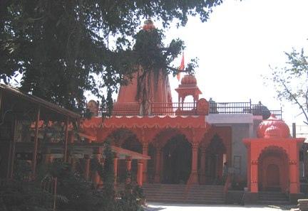 The Temple of Guru Dattatreya
