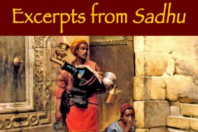 sadhu excerpts