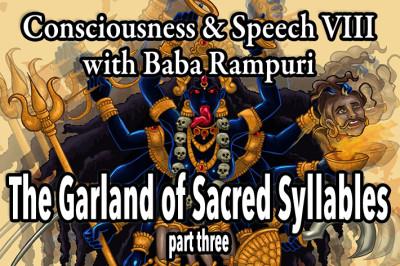 garland of sacred syllables