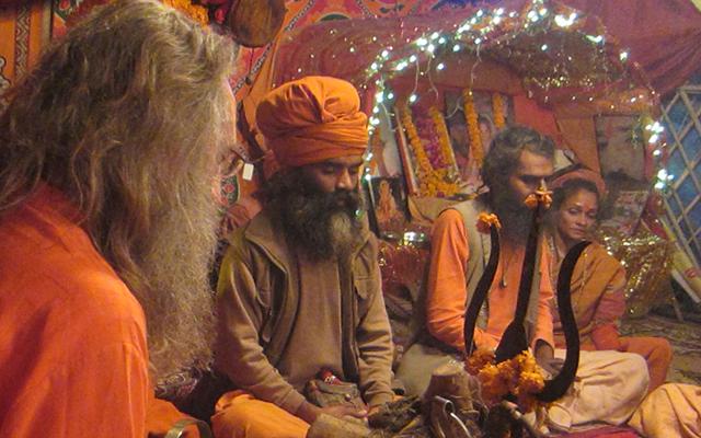 """Guru Dattatreya arati Baba Rampuri"""