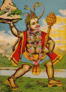 """Hanuman"""