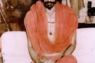 Naga Baba Hari Puri Ji Maharaj