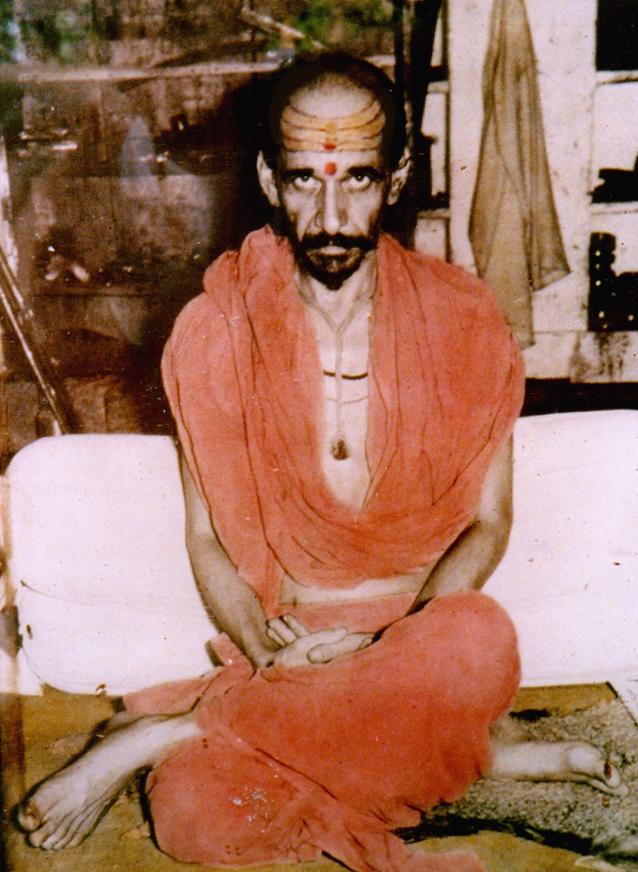 Shri Hari Puri Ji Maharaj