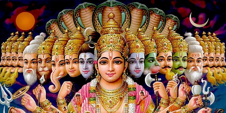 Names of Hindu Gods