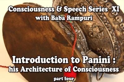 Panini & the Birth of Linguistics