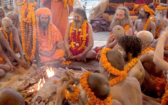 Juna Akhara Shri Mahants 8569-640