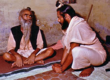 Guru & Disciple - Last Omkar