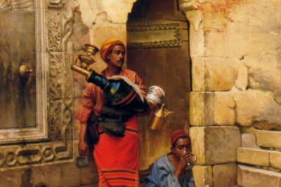 Le Marchand d'eau 1891 Ludwig Deutch