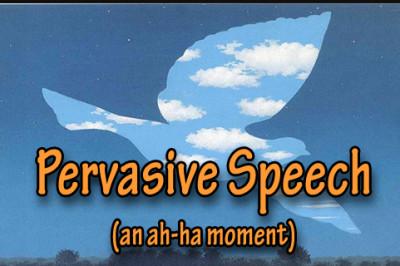 pervasive speech