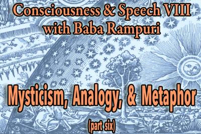 Mysticism - Analogy and Metaphor