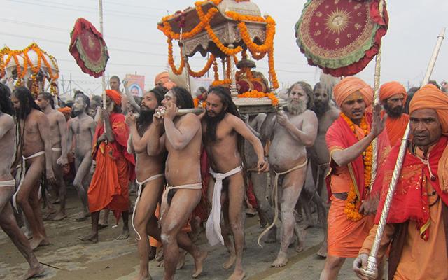 """""""Naga Babas' Guru Dattatreya"""""""