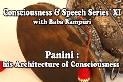 Panini: Architecture of Consciousness