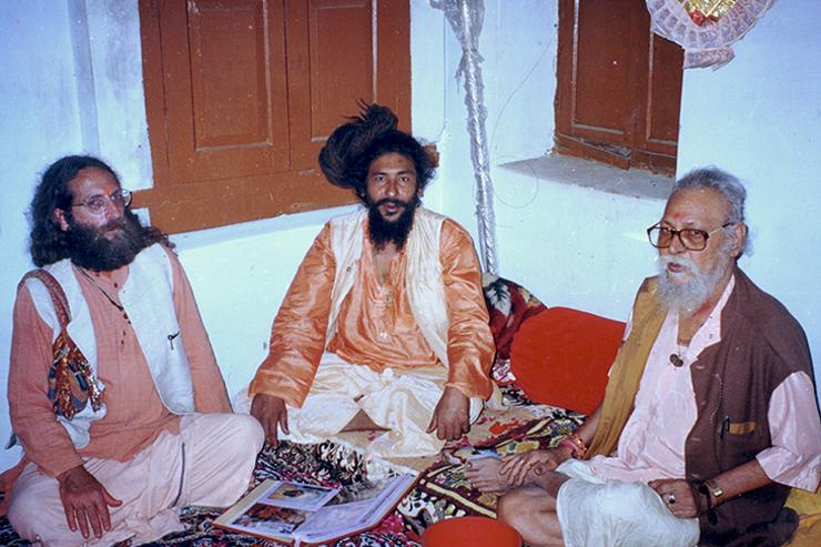 Puri-Shri-Mahants