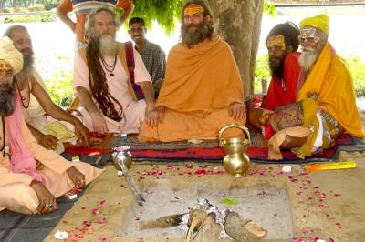 Hari Puri Ashram Satsang