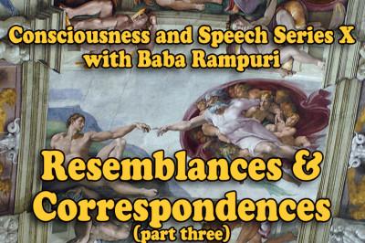 Resemblances & Correspondences
