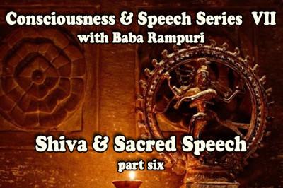 Shiva & Consciousness