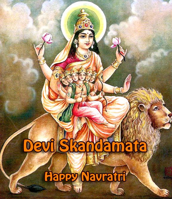 Skandamata Devi