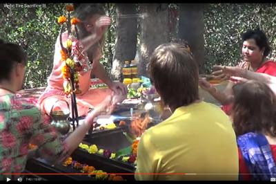 Vedic sacrifice