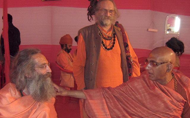 """Avdheshanand Juna Akhara Ram Puri"""